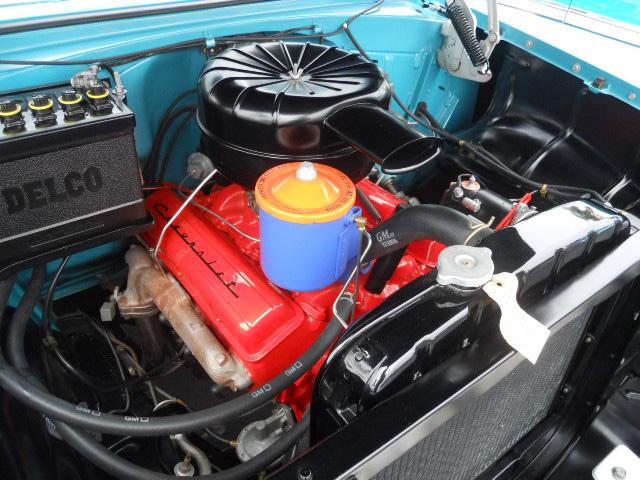 1955 chevy wheelbase