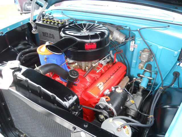 Chevy Nomad Wagon on 1955 235 Chevy Engine Specs