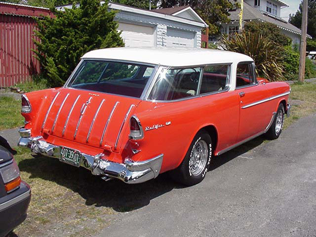 1955 nomad wagon for sale