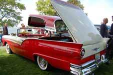 1957 Ford Fairlane 500 Skyliner Hide-a-way Retractable Hard-Top Folds into the Trunk