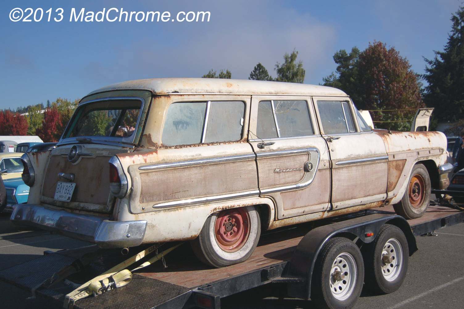 Old Car Salvage 7